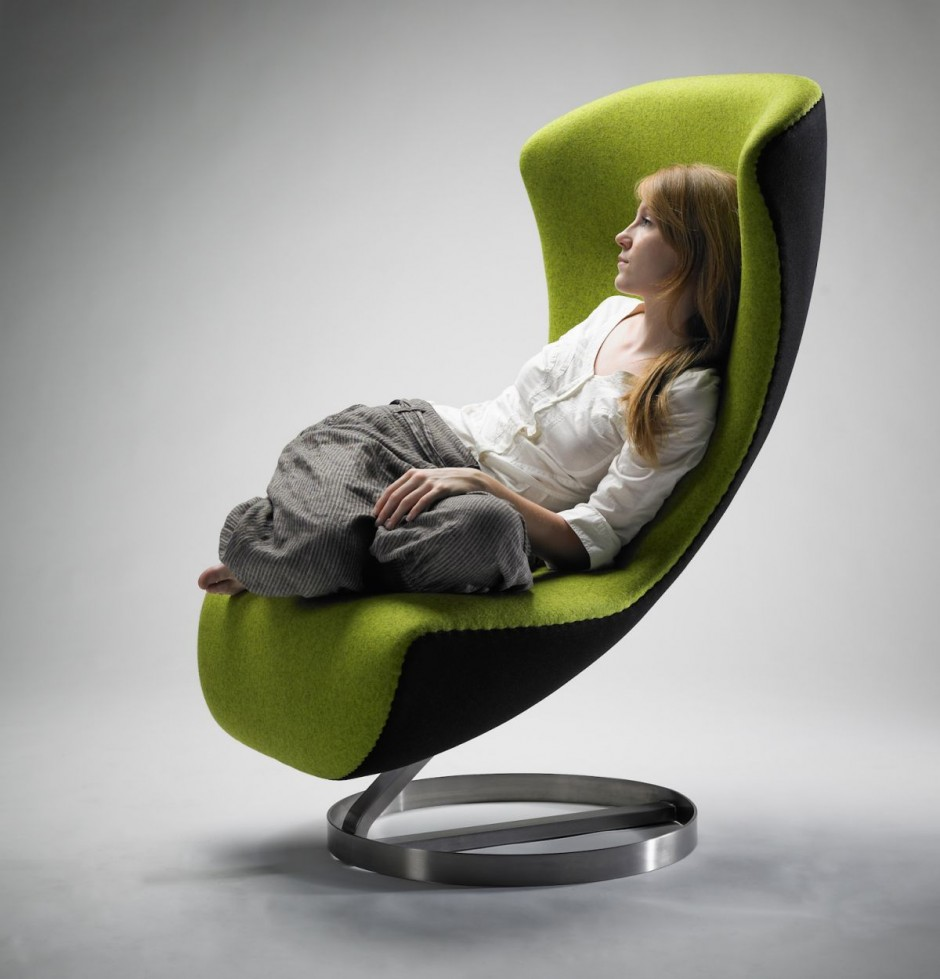Fauteuil De Salon Design Nico Klaber