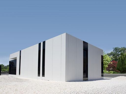 Maison modulaire a cero for Maison modulaire design