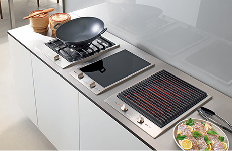 Barbecue d 39 int rieur miele for Interieur barbecue