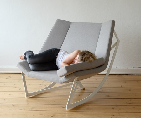 Rocking chair design confortable et modulable - Rocking chair confortable ...