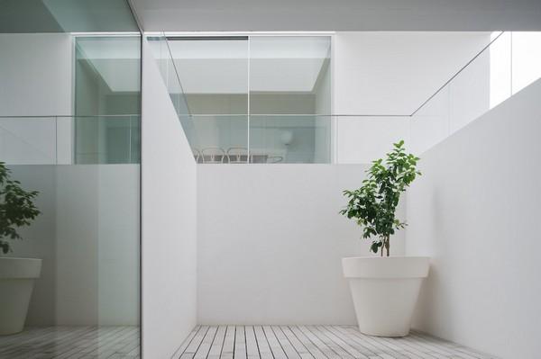 amenagement interieur minimaliste. Black Bedroom Furniture Sets. Home Design Ideas