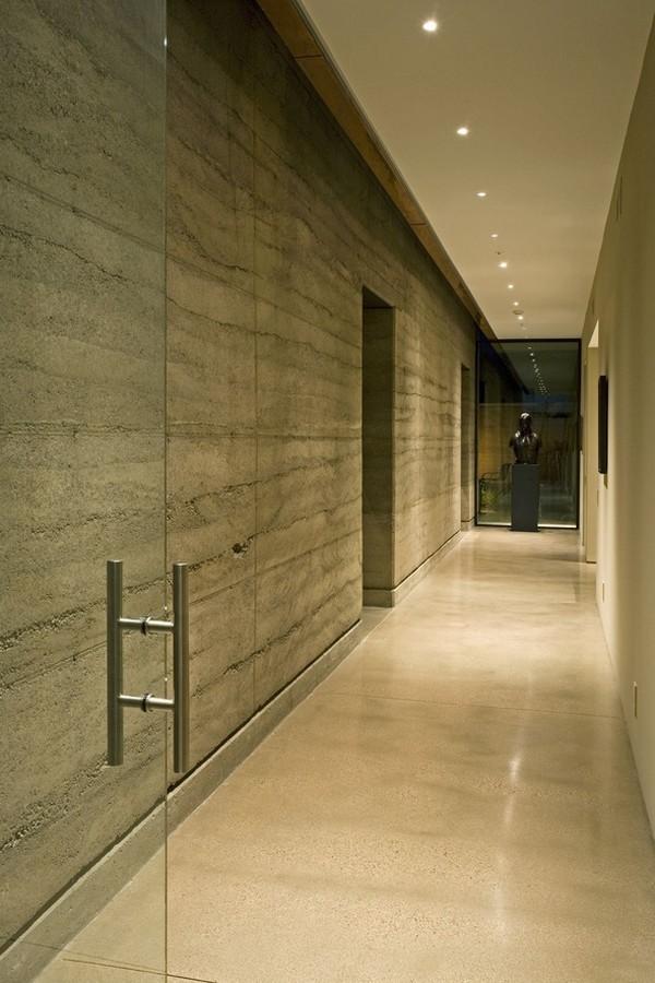 Couloir Villa Moderne