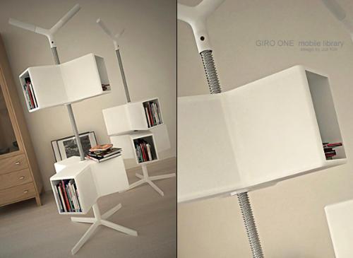 etagere sur pied juli kim. Black Bedroom Furniture Sets. Home Design Ideas