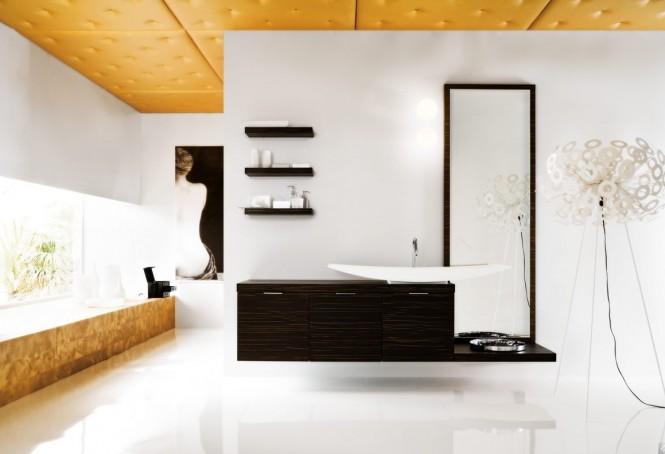 salle de bain architecte. Black Bedroom Furniture Sets. Home Design Ideas