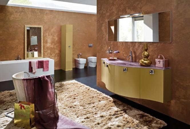 Salle de bain de luxe for Articles salle de bain design