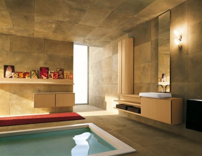 Spa salle de bain design for Articles salle de bain design