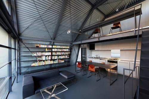 decoration loft. Black Bedroom Furniture Sets. Home Design Ideas