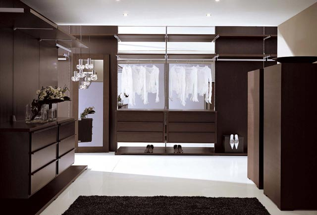 amenagement de dressing. Black Bedroom Furniture Sets. Home Design Ideas