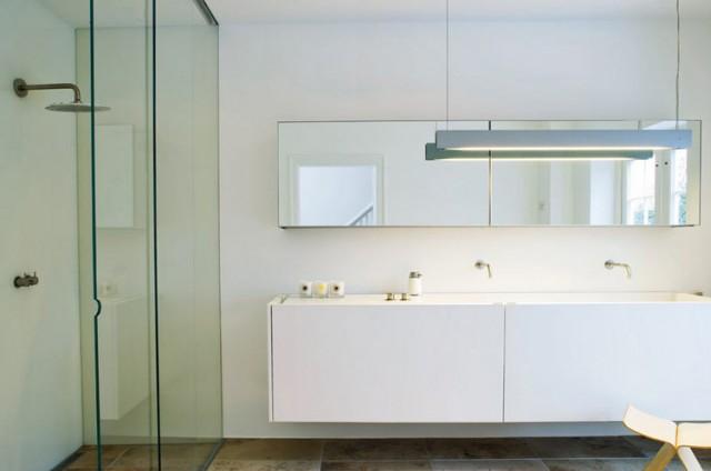 Comment am nager une salle de bain for Amenager une salle de bain de 7m2