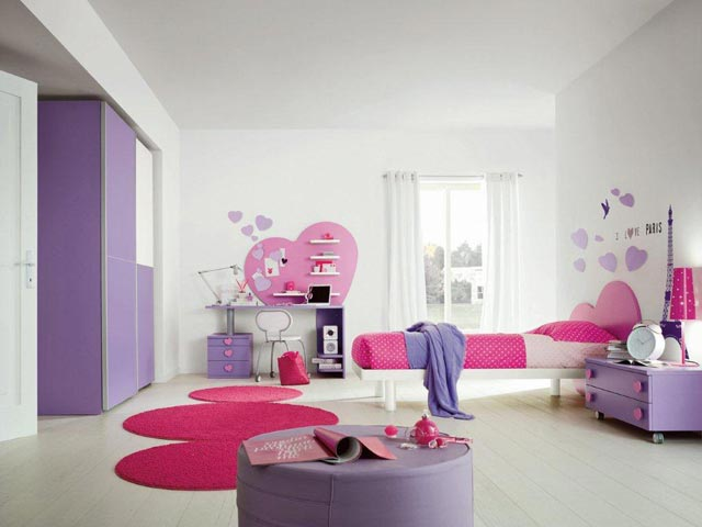 Idées déco pour aménager une chambre d\'enfant