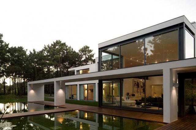 Maison design for Maison de design arkitek