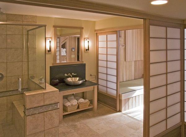 18 idées de salles de bains japonaises élégantes