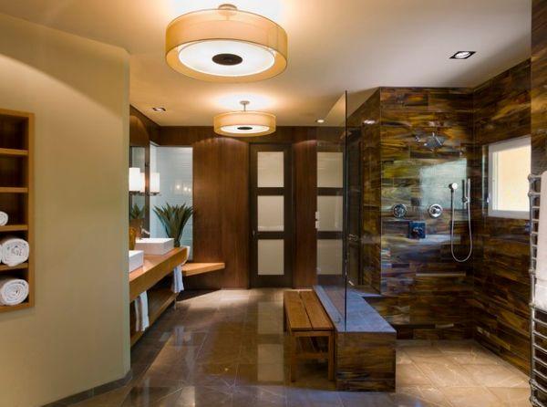 18 idées de salles de bains japonaises élégantes - Salle De Bain Asiatique
