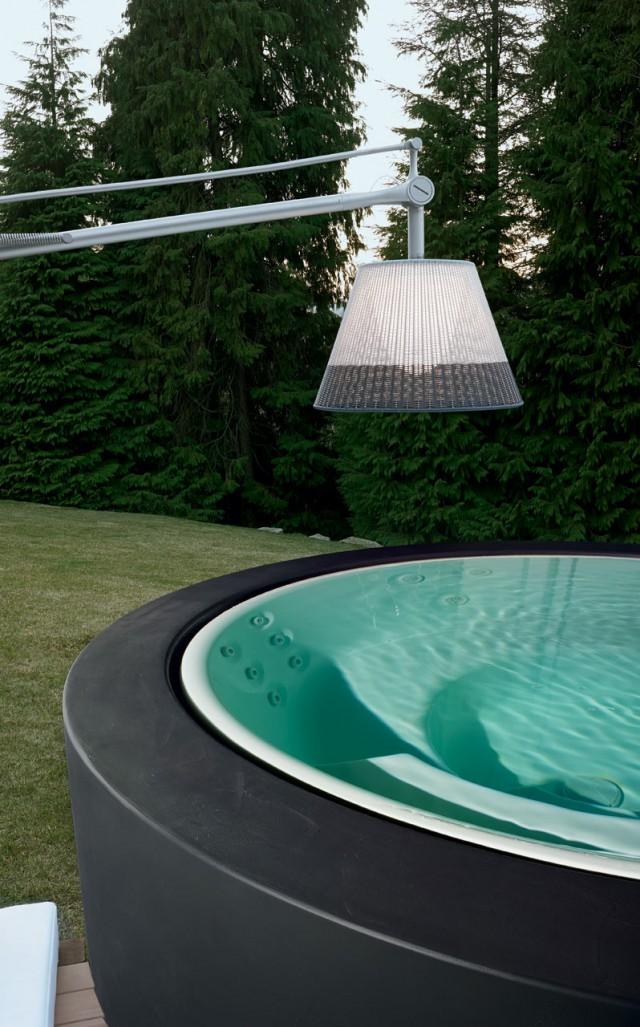 Mini piscine par kos - Mini pool im garten ...