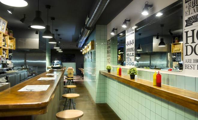 restaurant frankfurt station barcelone. Black Bedroom Furniture Sets. Home Design Ideas