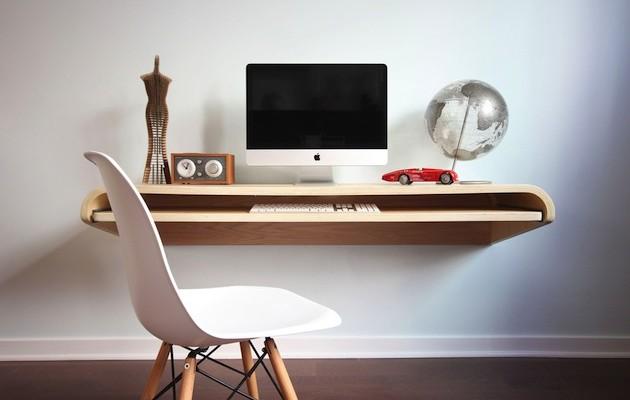 bureau contemporain dario antonioni. Black Bedroom Furniture Sets. Home Design Ideas
