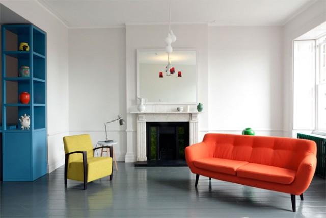 Loft design londres 09 for Appartement design londres