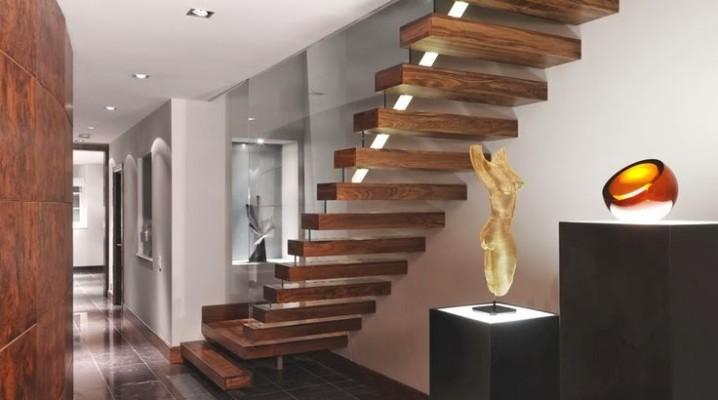 escalier pour maison moderne ventana blog. Black Bedroom Furniture Sets. Home Design Ideas