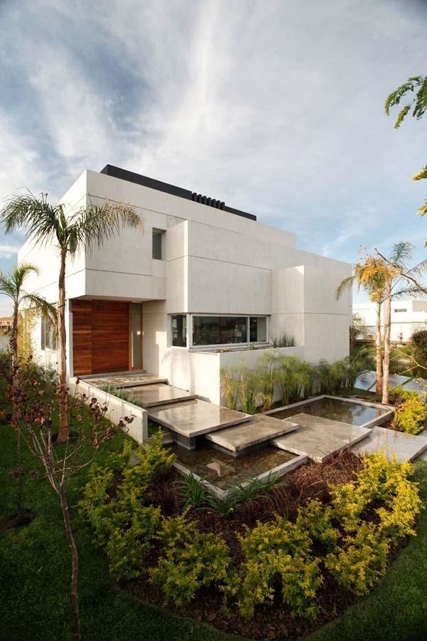 30 idées de conception d\'entrée modernes pour votre maison
