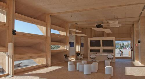 Interieur maison solaire for Lampes solaires interieur