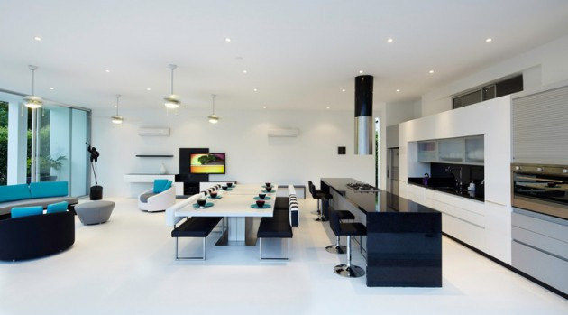Beautiful Interieur De Maison Contemporaine Photo Photos - House ...