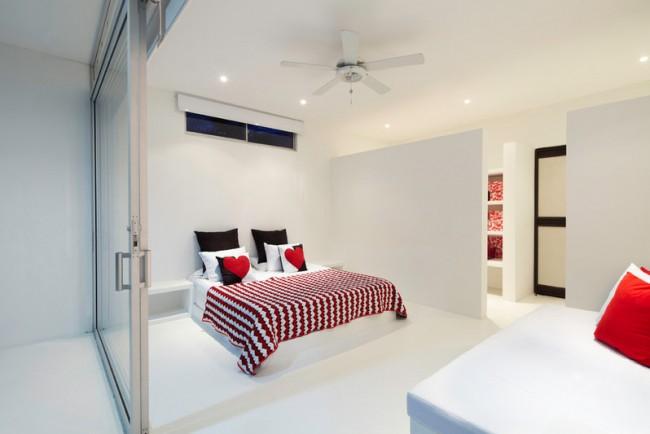 Stunning Interieur Maison Moderne Blanc Ideas - Awesome Interior ...