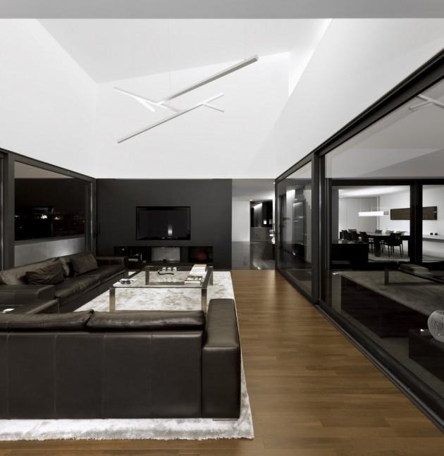 maison design parquet. Black Bedroom Furniture Sets. Home Design Ideas