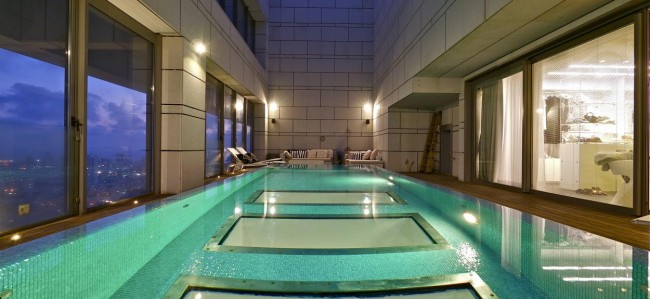 penthouse luxe israel 12. Black Bedroom Furniture Sets. Home Design Ideas