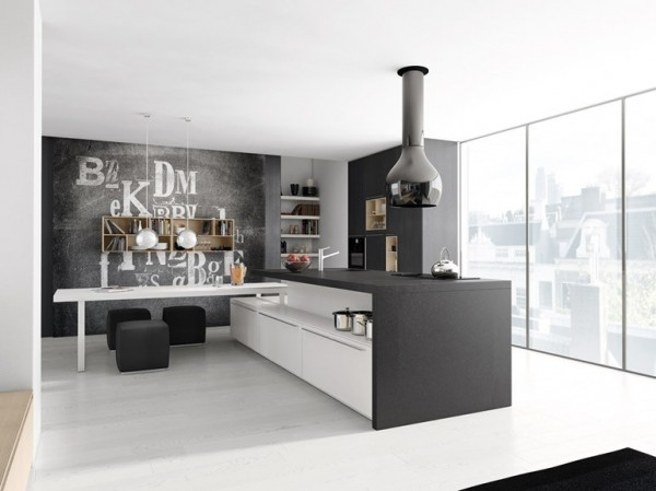 Idees Pour Une Cuisine Design Et Minimaliste