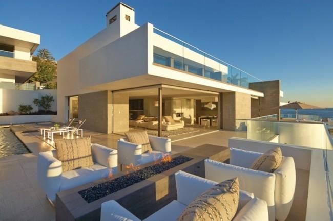 Beautiful Maison Californienne Contemporary - House Interior ...