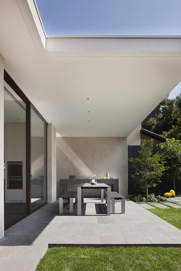 Maison contemporaine avec de magnifiques int rieurs for Interieurs maisons contemporaines