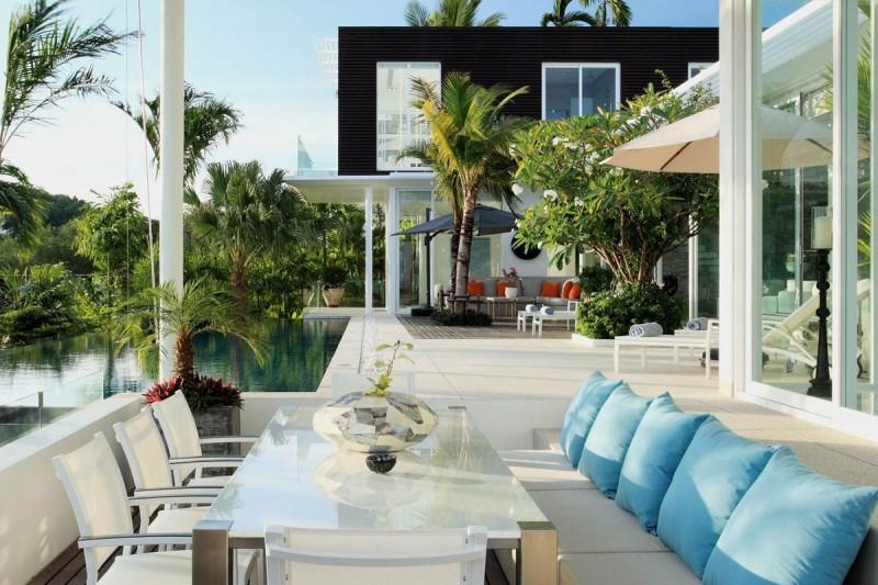 Maison design punket thailande 08 for Acheter une maison en thailande