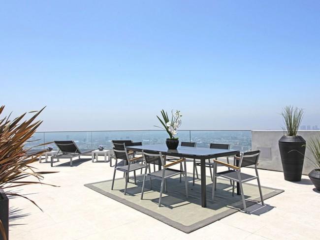 Maison design avec vue sur los angeles - Architecture interieurs contemporains sunset strip ...