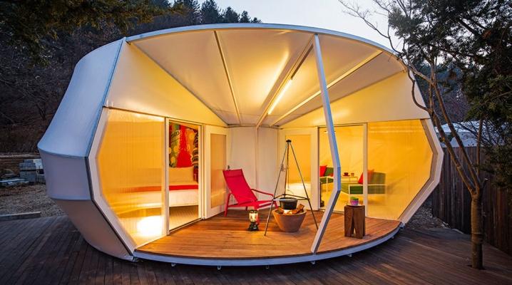 Pianifica Il Tenda Da Campeggio Foto Di Tenda Decorativo