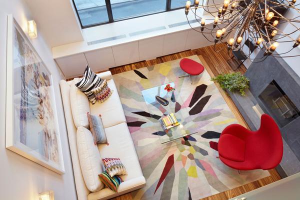 id es pour d corer et am nager un loft. Black Bedroom Furniture Sets. Home Design Ideas