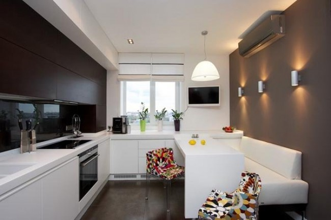 20 idées pour aménager et décorer une petite cuisine