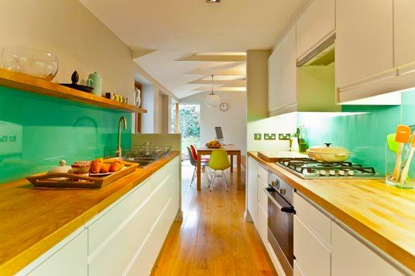 20 id es pour am nager et d corer une petite cuisine for Decorer ma cuisine