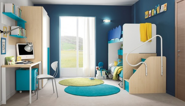 24 id es de d coration pour chambre d 39 enfant. Black Bedroom Furniture Sets. Home Design Ideas