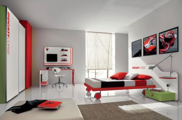 24 id es de d coration pour chambre d 39 enfant for Chambre flat design