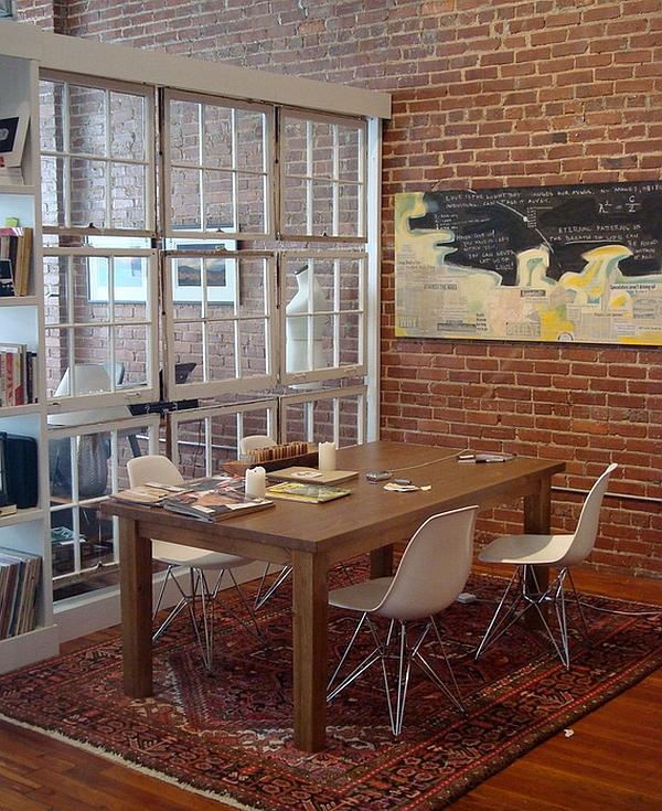 idee decoration salle manger 06. Black Bedroom Furniture Sets. Home Design Ideas