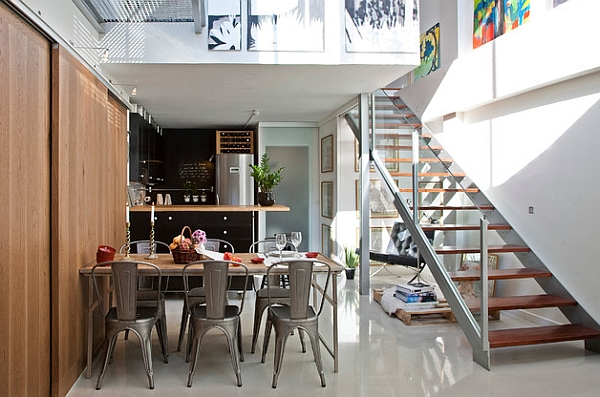Idee decoration salle manger 13 for Salle a manger pour petit espace
