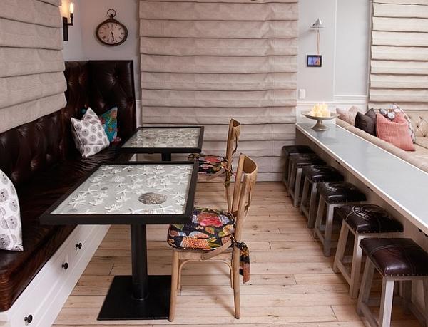 Idee decoration salle manger optimisation esapce for Salle a manger petit espace