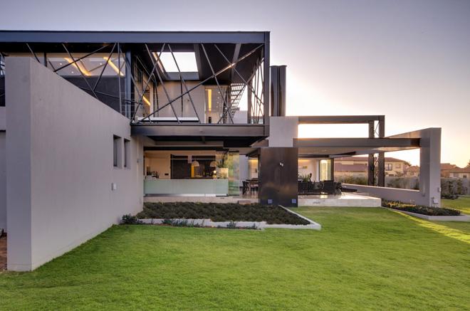 Maison architecte design 07 for Maison architecte design