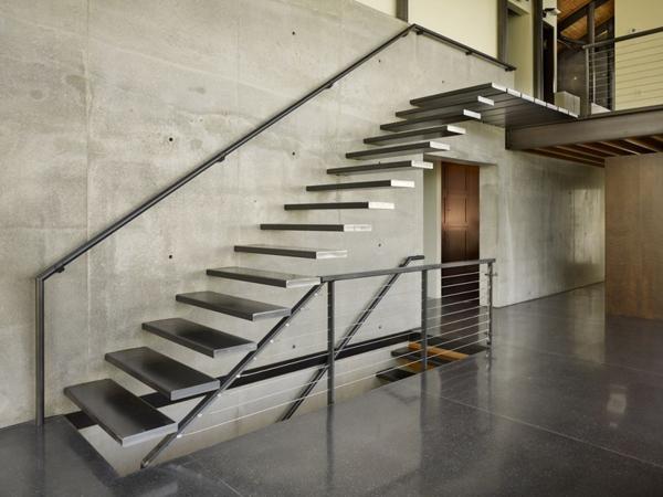 maison loft design 09. Black Bedroom Furniture Sets. Home Design Ideas