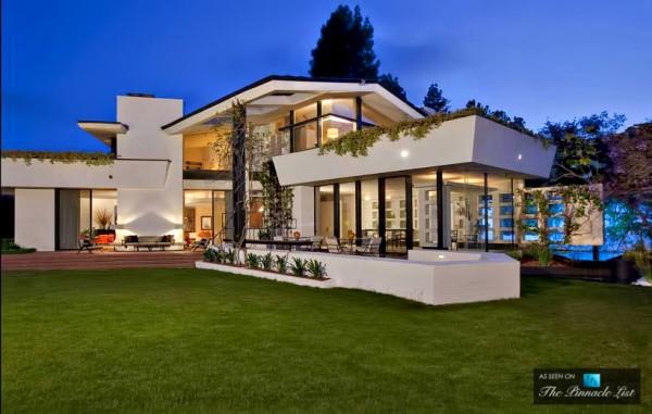La maison de ellen degeneres - La maison wicklow hills par odos architects ...