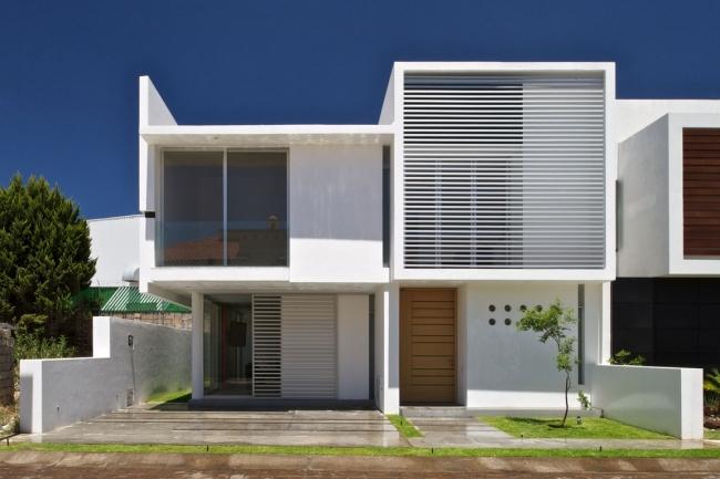 Maison minimaliste geometrique 01 for Notre maison minimaliste