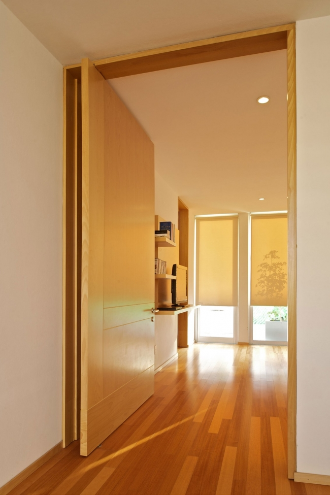 Maison minimaliste geometrique 09 for Notre maison minimaliste
