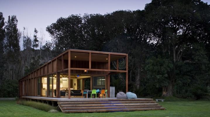 Maison en bois nergie solaire - Maison pricila martin gomez ...