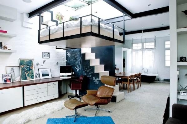 Optimiser la place dans un petit appartement