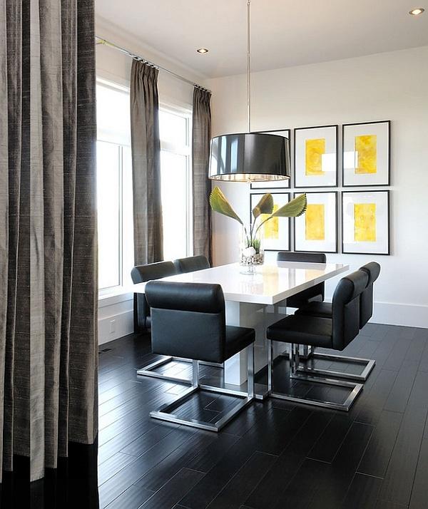 13 Dining Room And Kitchen Design Minimalist: Idées Déco De Salles à Manger Design Et Minimalistes
